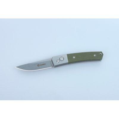Нож Ganzo G7362-GR зелёный
