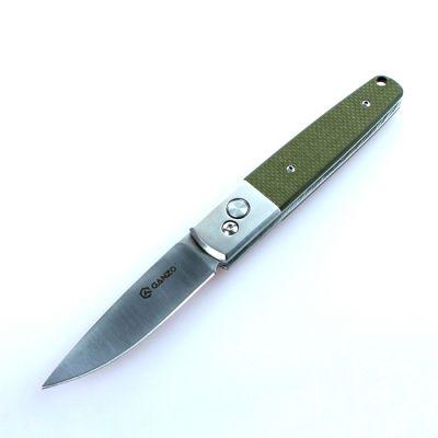 Нож выкидной Firebird F7211 зелёный (Ganzo G7211-GR)